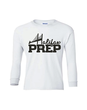 Picture of Halifax Prep Youth Cotton Long sleeve